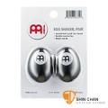 德國品牌Meinl塑膠蛋沙鈴Egg Shakers(ES2-BK)一組/ 2顆黑色