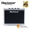 Blackstar Fly3 鈦銀色限量版 單顆吉他音箱(可當電腦喇叭/電池可攜帶)內建破音與Delay效果器 台灣公司貨