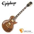 Epiphone Les Paul Custom Pro Koa 相思木 電吉他 台灣總代理/公司貨 附贈吉他琴袋、Pick、導線、吉他背帶、琴布