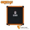 Orange CRUSH BASS 25 25瓦電貝斯音箱 原廠公司貨 一年保固【音箱專賣店/英國大廠品牌/橘子音箱】