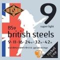 ROTOSOUND BS9 不銹鋼弦電吉他弦(9-42)【英國製/電吉他弦/BS-9】