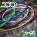 AURORA 美國進口綠色民謠弦(12-54)【吉他弦專賣店/進口弦】