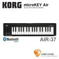 KORG microKEY2 Air-37 迷你MIDI控制鍵盤 藍芽/USB介面 原廠公司貨 一年保固 適用iPhone/iPad/Mac/Pc