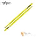 鼓棒 ► Zildjian 5ACWDGY 黃色鼓棒 5A