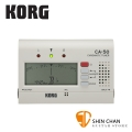 KORG CA-50 全頻調音器/全音域/12平均律/半音階 原廠公司貨【CA50/電吉他/電貝斯/民謠吉他/提琴/二胡/管樂專用】