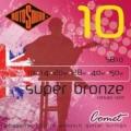 ROTOSOUND SB10 磷青銅民謠吉他弦(10-50)【英國製/木吉他弦/SB-10】