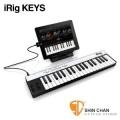iRig台灣►iRig Keys 迷你MIDI鍵盤(附USB線/蘋果線)iPhone/iPad/PC電腦/MAC 通用型MIDI主控音樂鍵盤
