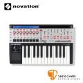 Novation Remote25 SL 主控鍵盤25鍵 MKII 25鍵 MIDI 主控鍵盤USB【MK2】總代理公司貨/一年保固