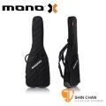 mono bass琴袋►美國MONO M80系列 Vertigo 黑色-電貝斯袋-軍事化防震防潑水等級(M80-VEB-BLK)