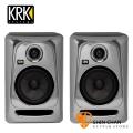 KRK RP5G3ES 5吋錄音室專用監聽喇叭 銀色 一對二顆【RP5G3ES-NA/ROKIT 5】