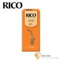 竹片►美國 RICO 中音 薩克斯風竹片 1.5號 Alto Sax (25片/盒)【橘包裝】