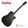 Epiphone Dave Navarro Signature 單板電民謠吉他 印尼廠 【EEDNEBNH1/電木吉他】