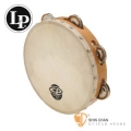打擊樂器 ► Lp 品牌 CP378 8吋單排鈴鼓【CP-378/Wood Headed Tambourine with Single Row Jingles】
