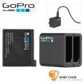 GoPro 電池> GoPro HERO4 雙充座+1顆電池(Hero黑版 Hero銀版 鋰電池)GoPro公司貨一年保固/HERO電池【AHBBP-401】