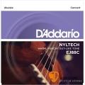 D'Addario EJ88C 23吋烏克麗麗弦/尼龍弦 Concert【EJ-88C/UKULELE/DAddario】