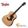 taylor吉他 ▻ Taylor 610e 全單板 可插電民謠吉他 美廠 附原廠硬盒【610-e/木吉他/DN桶身】