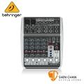 Behringer 耳朵牌 QX602MP3 6軌混音器 內建Reverb/Delay 可外接USB MP3
