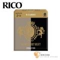 竹片►美國 RICO Grand Concert Select 豎笛/黑管 竹片 Evolution 2.5號 Bb Clarinet (10片/盒)【灰黑包裝】