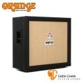"""Orange PPC412 4X12"""" 電吉他音箱箱體 (240瓦) 黑色【PPC-412】喇叭音箱"""