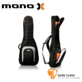 mono 琴袋►美國MONO M80系列 Single 電吉他袋-軍事化防震防潑水等級(M80-EG-BLK)