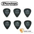 Dunlop 4880 彈片Pick【Tortex Pitch Black】(6片組)