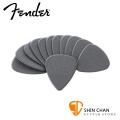 Fender 351 NYLON 彈片 PICK【一組12片/ 厚度: 1.0mm/ 美製】