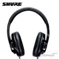 SHURE-SRH240專業監聽耳罩式耳機/SRH240A(富銘原廠一年保固)