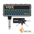 VOX amPlug2 隨身前級效果器(Bass專用)日本製造 (加贈輸出轉接頭)
