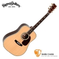 Sigma DR-45 民謠吉他-頂級木吉他/經典DR45(雲杉面單板/印度玫瑰木側背板) 附贈吉他袋【源自Martin製琴工藝】