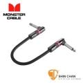 monster導線 | Monster CLAS-I-0.75DA 效果器專用短導線 23公分