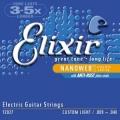Elixir頂級電吉他弦-Nanoweb(12027)(09-46)【進口弦專賣店/電吉他弦】
