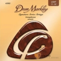Dean Markley 2002 民謠吉他弦 0.11-0.52【進口弦專賣店/木吉他弦】