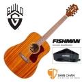 Guild吉他> 美國經典品牌 Guild D-120E 可插電全單板吉他(標準D桶身)Fishman拾音器/附Guild原廠吉他袋/軟Case 總代理公司貨