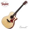 Taylor吉他►美國 Taylor 314CE 全單板民謠電木吉他【Taylor 吉他專賣店/GA琴身/附吉他硬盒】