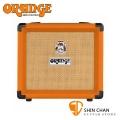 Orange CRUSH 12 12瓦電吉他音箱 原廠公司貨 一年保固【音箱專賣店/英國大廠品牌/橘子音箱/CRUSH-12】