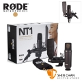 Rode 麥克風 NT1 Kit 錄音室級 大震膜 麥克風 附避震架 防噴罩 台灣公司貨 NT1 Kit
