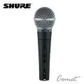 超特價 主唱必備*美國專業品牌 SHURE SM58S (有開關) 動圈式麥克風/SM58 S/總代理一年保固