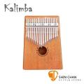 Kalimba Ka-17 桃花心木 Kalimba 卡林巴琴/拇指琴/手指鋼琴/手指琴 17音 附收納束口袋、調音鎚、音階表