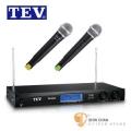 TEV TR-686 II 二代雙頻道無線接收機 附二支無線麥克風(適用於家庭卡拉OK)