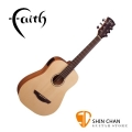 Faith 英國名牌 FDS 雲杉木 可插電 全單板 36吋民謠旅行吉他 附贈faith原廠琴袋【Baby 吉他/小吉他/木吉他】