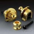 Schaller德製(金色)安全背帶扣14010501  一組兩顆