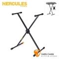 海克力斯 Hercules KS110B 單X型 鍵盤架 / keyboard架 / 電子琴架 台灣公司貨