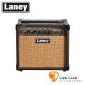 Laney LA15C 15瓦民謠吉他音箱 內建CHORUS 木吉他音箱【LA-15C/英國品牌】