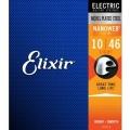 Elixir電吉他弦 Nanoweb 12052 電吉他弦/elixir電吉他弦 10-46 台灣公司貨