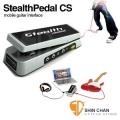 iRig►StealthPedal CS 錄音介面+吉他踏板(附吉他/貝斯效果器軟體)USB錄音卡/錄音界面