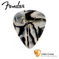 Fender 351 ZEBRA 彈片 PICK【一組12片/ 尺寸:Thin (厚度: 0.46mm) / 美製】