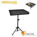 海克力斯架 Hercules DS800B 打擊樂器 放置架 附波浪海綿 / Hercules Stand 台灣 功學社 雙燕 公司貨