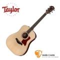 Taylor 210e DLX 單板 可插電民謠吉他 墨廠 附硬盒【210-e DLX/木吉他/DN桶身】