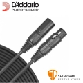 D'Addario PW-CMIC-10 10呎 平衡式 麥克風線 (3公尺) XLR Male to XLR Female【Planet Waves/DAddario】