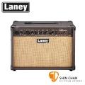 Laney LA30D 30瓦民謠吉他音箱 內建REVERB 木吉他音箱【LA-30D/英國品牌】